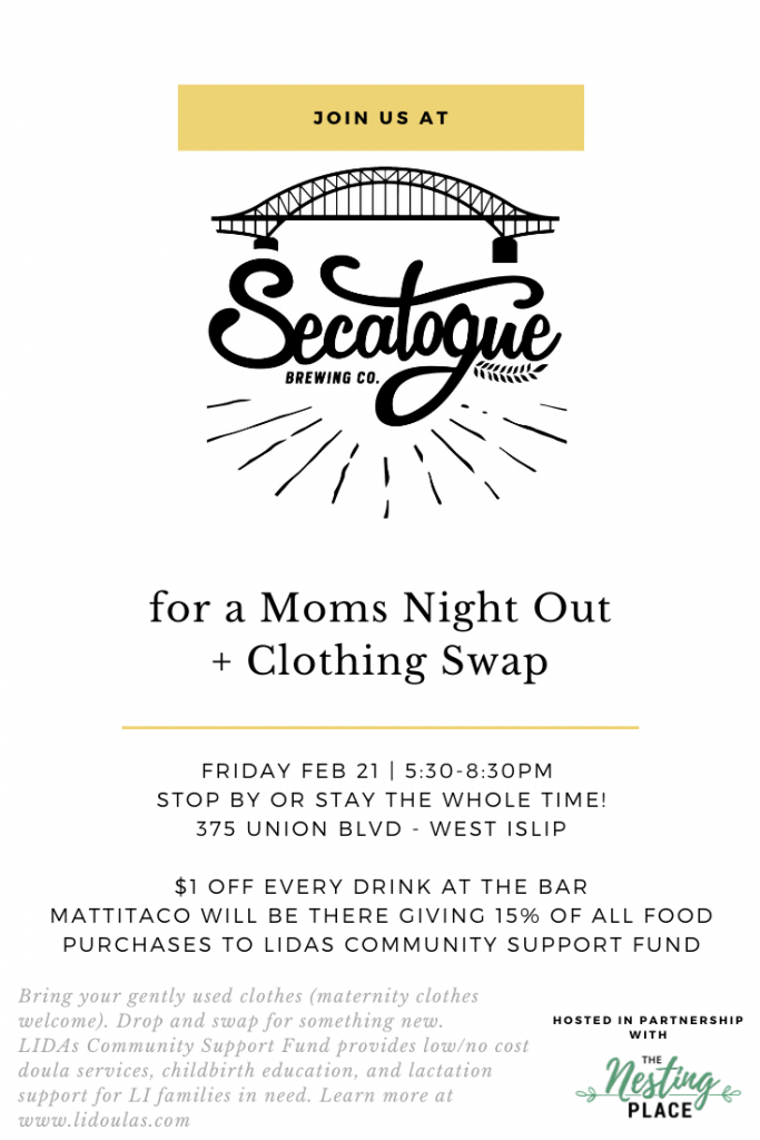 Moms Night Out Long Island